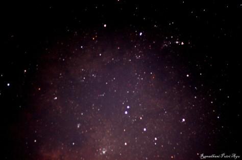 Pusat Galaksi Bima Sakti