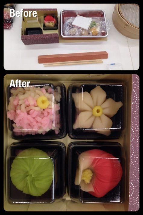 Experience making Japanese Sweet Cake ^^ (I make it!!)