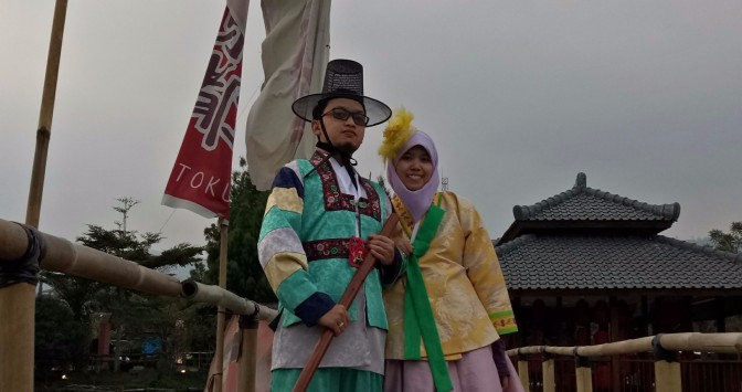 Kisah di Negeri Dongeng: Putri dan Teguh